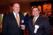 Timothy Marcagi of Benefit Resources Inc. and Randy Chavez of U.S. Bank.