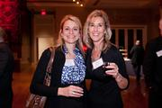 Andrea Lucke deStefano of Robert Lucke Group and Dawn Bierschwal of Whipsmart Productions.