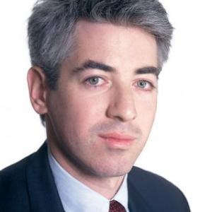Bill Ackman, activist investor, whose Pershing Square Capital Management LP bought more than 1 percent of P&G's stock.