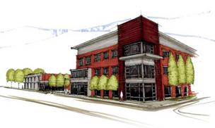 City Gospel Mission rendering