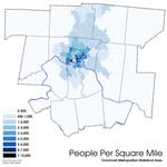 Cincinnati's core is center of population, economic power in region