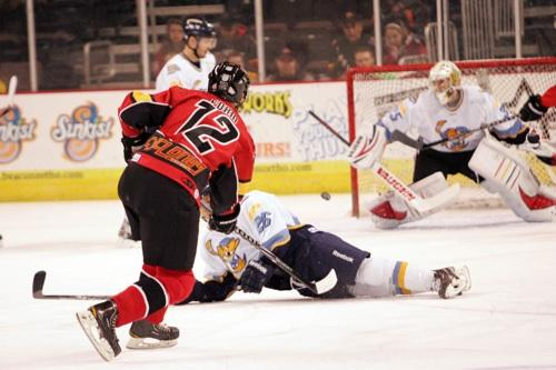 The Cincinnati Cyclones averaged 4,190 fans per game this past season, 12th best out of 20 ECHL teams.