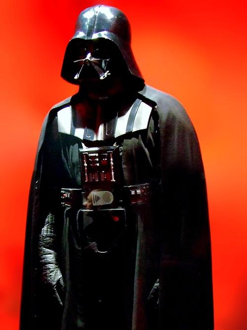 """Darth Vader is an imposing figure. A 1978 miniature of the """"Star Wars"""" villain is for sale on Craigslist for $5,000."""