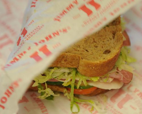Jimmy John's new location at The Banks will debut on Opening Day.