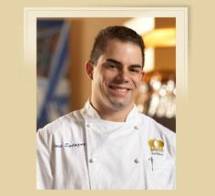 Jose Salazar, the former executive chef at The Palace, is moving on.