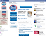 Kroger union workers stage 'Facebook flash mob'