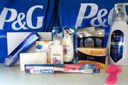 These P&G items are included in every relief kit.