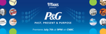 Procter & Gamble to star on 'CNBC Titans'