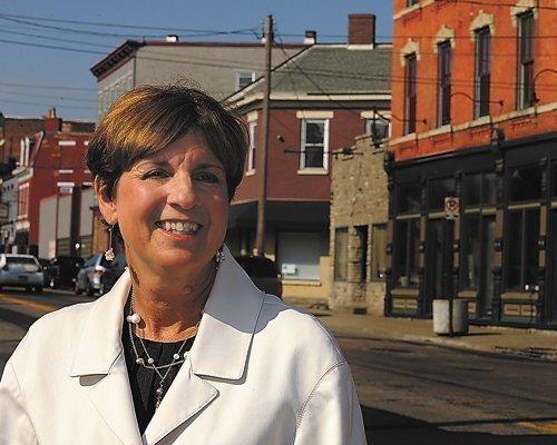 Jeanne Schroer of the Catalytic Development Funding Corp. of Northern Kentucky.