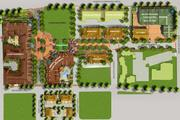 A look at the layout of phase two of Stetson Square.