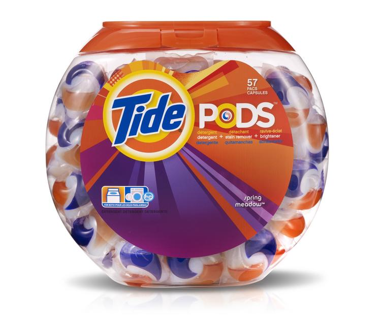 James Craigie, CEO of Church & Dwight Co., doubts that Tide Pods and similar laundry products will see much more growth.