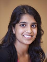 Anushree VoraVora, 16, is a senior at Seven Hills Schools and a vice president with Charitable Innovations.She has a long list of extracurricular activities. She's president of The Think Tank, an entrepreneur club; president of French Club; president of Roundtable, a political discussion group; president of Junior State of America Club; founder and lead singer of The Undertones, an all-female a cappella group; plays tennis; an instructor at Kumon, a tutoring center; media and public relations director of JSA in five states; and a leadership council member and community service chair for the INTERalliance of Greater Cincinnati.Her top choice for college is University of Michigan where she wants to major in economics and political science.