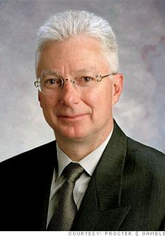 Procter & Gamble Co. has hired A.G. Lafley back as CEO, a position he left four years ago.