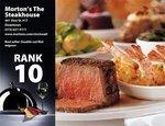 Zagat names the top 10 restaurants in Cincinnati: SLIDESHOW
