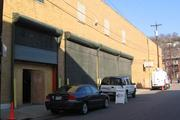 Outside of newly renovated and opened Moerlein plant on Moore Street in Over-the-Rhine.