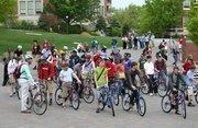 University of Cincinnati's sustainable transportation initiatives.