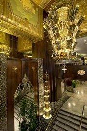 No. 3: Hilton Cincinnati Netherland PlazaTotal Rooms: 561