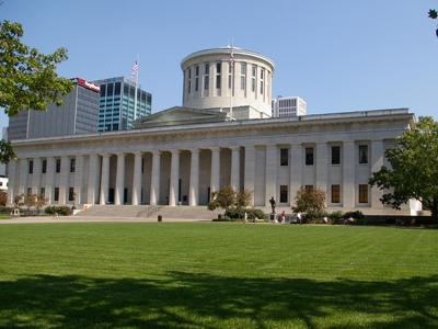 Ohio has landed two positive debt ratings for a new bond issuance this week.