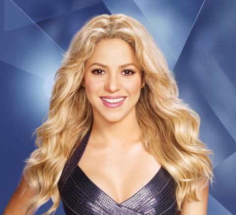 Shakira will be the global ambassador for Procter & Gamble Co.'s Crest and Oral-B 3D White Collection.