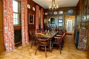The home also has a casual dining room.