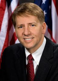 "Richard Cordray, director of the Consumer Financial Protection Bureau, wants to see if students using college-endorsed banking products ""are getting a good deal."""