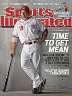 Joey Votto takes MVP honors
