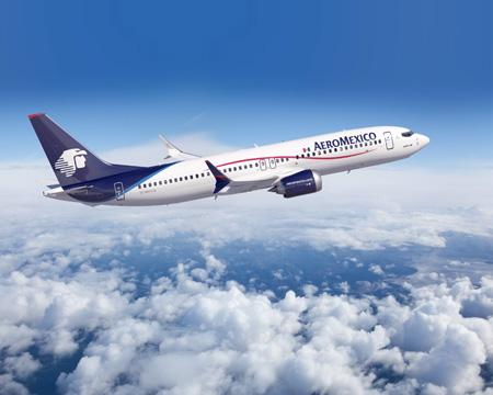 Boeing and Aeromexico finalized an order for up to 90 737 MAX airplanes, powered by CFM International's new LEAP engines.