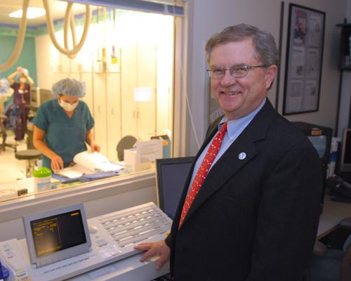 James Anderson, former president and CEO of Cincinnati Children's Hospital Medical Center, will receive the 2011 lifetime achievement award from the Cincinnati chapter of the Association for Corporate Growth.
