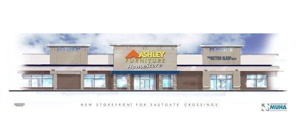 Ashley Furniture HomeStore coming to Eastgate - Cincinnati