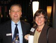 Rick Veid and Diana Veid, owners of Veid & Veid CPAs