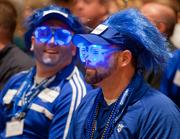 More InTrust Group employees show their spirit at the Best Places to Work event.