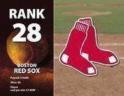 Boston's highest-paid player is Josh Beckett at $17 million.