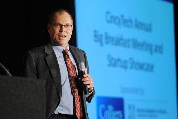 Bob Coy is the president of CincyTech.