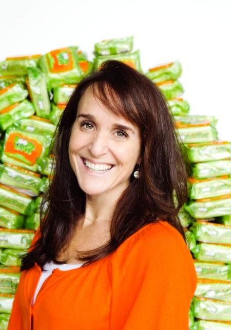 Julie Pickens is a founder of Little Busy Bodies, which invented and grew Boogie Wipes into a $10 million brand.
