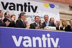 Vantiv jumps 15% in first-day trading