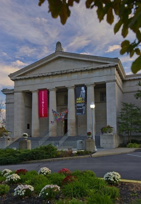 The Cincinnati Art Museum will receive $1.5 million in state appropriations.
