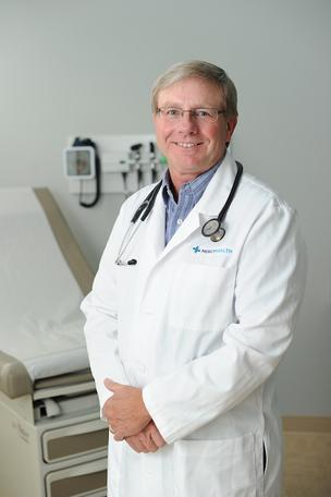 Timothy McKinley, Mercy Health Physicians