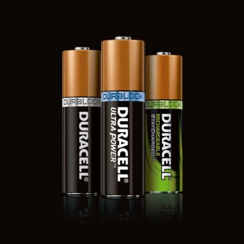 Duracell, one of Procter & Gamble's billion-dollar brands, has improved the life of its batteries by adding Duralock.