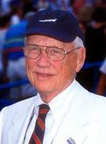 Cincinnati tennis visionary <strong>Paul</strong> <strong>Flory</strong> dies