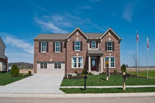 The Forest by Fischer Homes in the Parks of Whitewater.  Parks of WhitewaterLocation: City of Harrison2012 Building Permits: 13Average Sale Price: $244,000Builders: Fischer Homes, Ryan Homes(Source: NPG DataQuest)