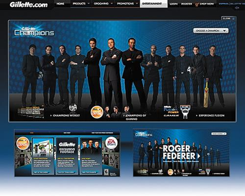 P&G is reviewing the general and digital advertising work on its North American Gillette business.