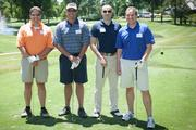 (From left to right) Ken Crooks, Dinsmore & Shohl; Paul Holiday, Employers Choice Plus Payroll Services Inc.; Bryan Moore, Employers Choice Plus Payroll Services Inc.; Todd Castellini, Fifth Third Bank