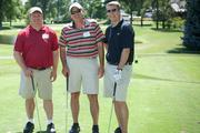 (From left to right) Mike Stautberg, Atrium Medical; Steve Crone, Intelligrated Inc.; Kevin Brown, PNC Bank