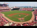Reds opening homestand breaks attendance record