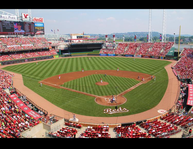 The Reds came 8,000 fans short of breaking the Great American Ball Park single-season attendance record.