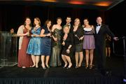 These award-winning Hobsons employees certainly have style.