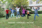Don't you wish you had as much pep in your workforce as they do at Ingage?