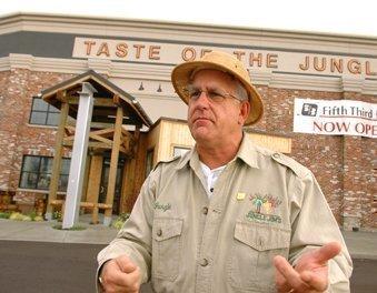 """Jungle"" Jim Bonaminio announced the second Jungle Jim's location is scheduled to open Sept. 25."
