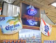 Jungle Jim's Eastgate offers a huge beer selection and has a separate entrance for the store's beer, wine and cheese departments.