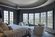 The master bedroom at 8200 Kroger Farm Road.
